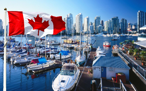 Dự án đầu tư vào Canada